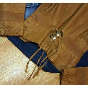 TRUE VINTAGE Wilsons Leather jacket